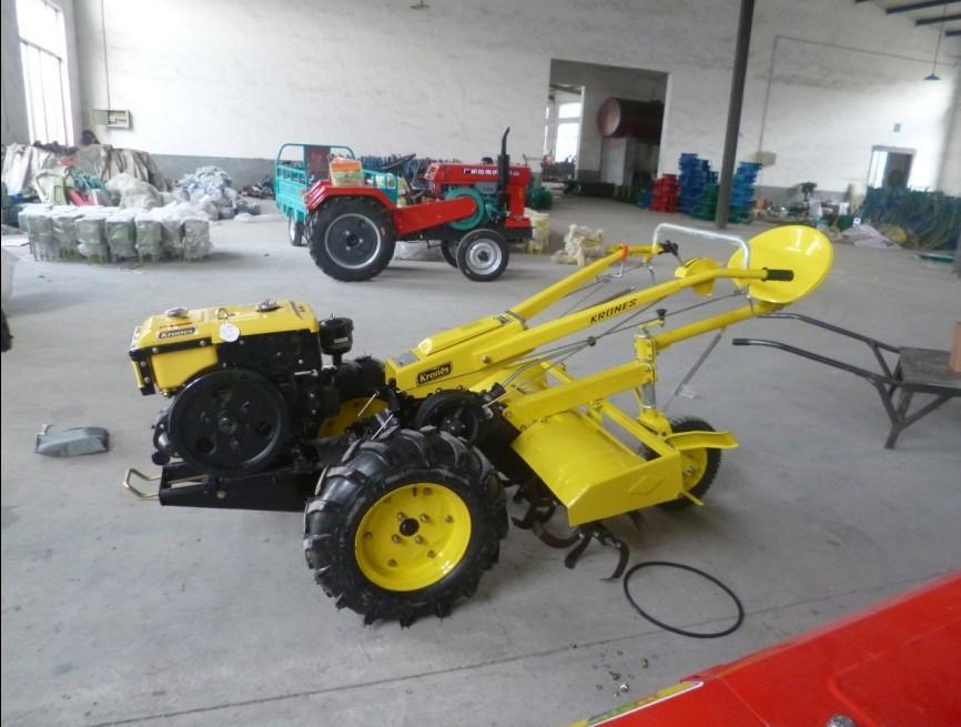 Two wheel tractors