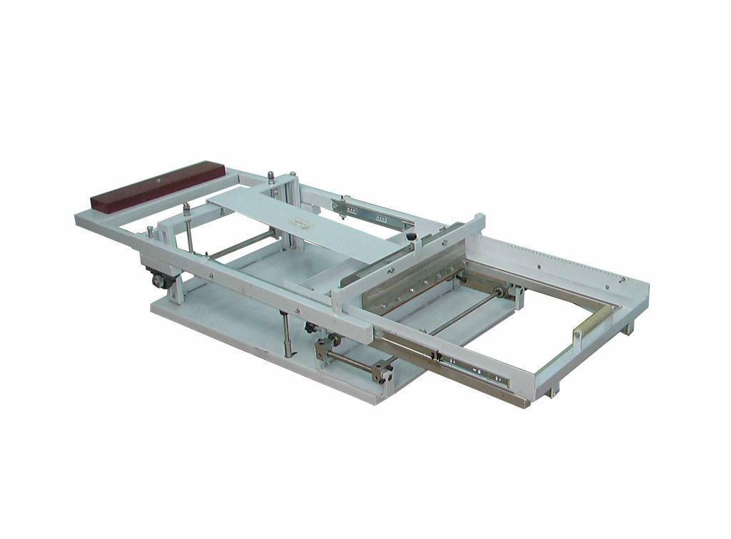 HS-S1 Manual cylinderical screen printer 2