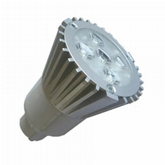 Dimmable 5W CREE high power LED GU10 lamp