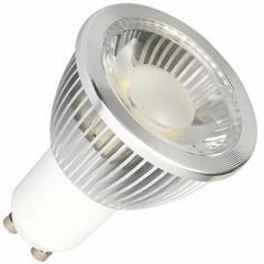 Dimmable GU10 led lighting 5W 500lm (C)ETL List