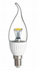led candle lampe e14 80ra filament bulb
