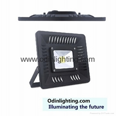 LED flood light 30W led floodlighting small size and light weight