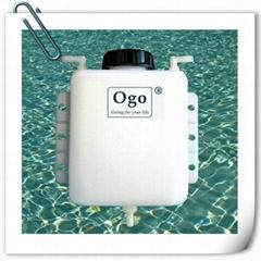 HHO System 3.0L Water Reservoir\Bubbler Tank