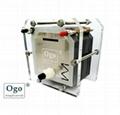 NEW OGO HHO Gas Generator 25plates Less