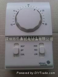 江森T2000机械温控器 1