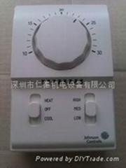 江森T2000機械溫控器