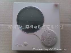 江森T6000液晶温控器 1