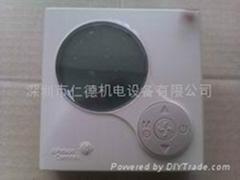 江森T6000液晶溫控器