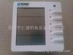 约克TMS-APC2000液晶温控器