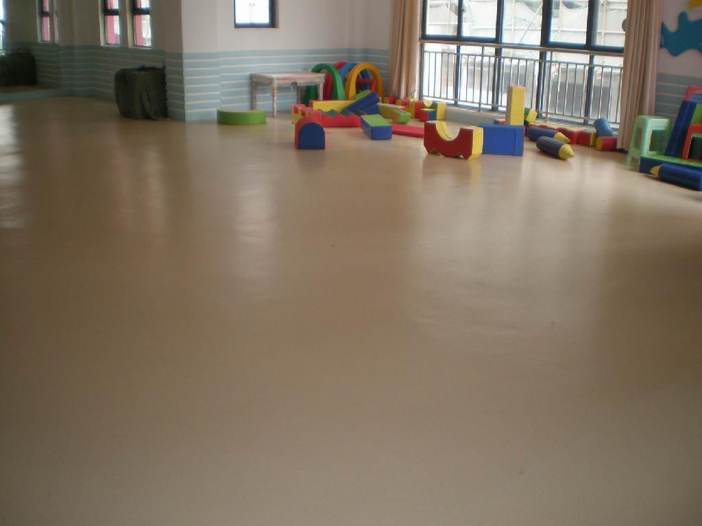 塑胶地板 3