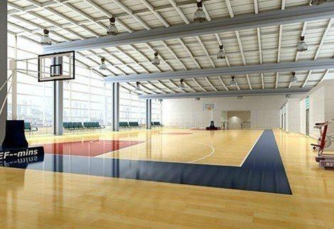 运动软木地板   篮球场
