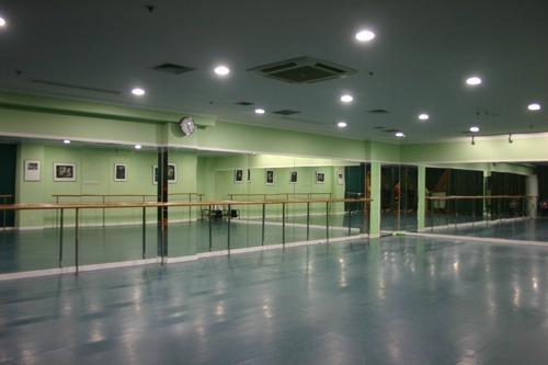 橡膠地板    舞蹈場地