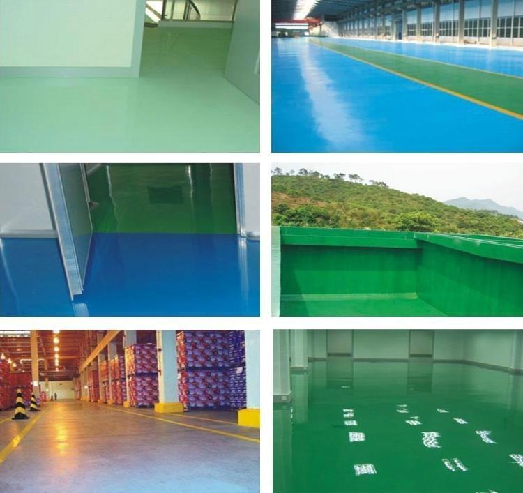 環氧 耐磨 固化地坪