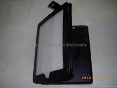 Leather case for IPAD with stand