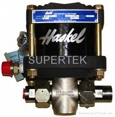 銷售HASKEL氣動增壓泵