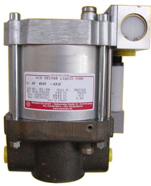 生产制造气动液压泵 1
