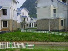 社区pvc护栏