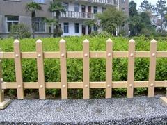 别墅pvc护栏