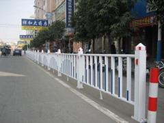出口pvc护栏