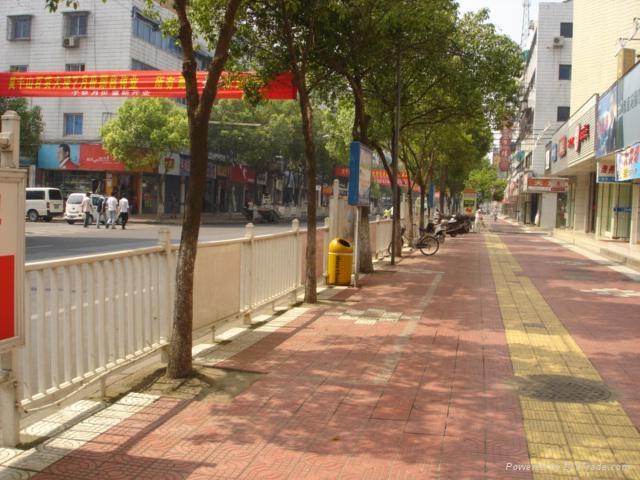秦皇岛pvc护栏 1