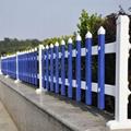 公园景区pvc护栏