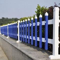 天津英世护栏厂家直销pvc护栏围栏