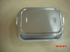 一次性航空餐盒