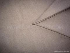 Polyester/Wool Serge Fabric