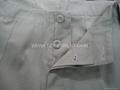 100%cotton new uniform clothes