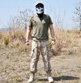 desert military camouflage trouser