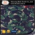 OEM Wholesale woodland camouflage fabric for military uniform BT-132