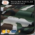 New product cotton twill pigment camouflage fabric BT-061