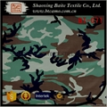 Outdoor training cotton printed military camouflage fabric BT-071
