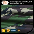 Sateen printing camouflage fabric for winter military uniform BT-094 3