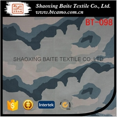 Material textile camouflage fabric for military uniform BT-098