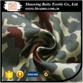 Cotton canvas camouflage printing fabric for winter uniforms BT-101