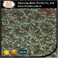 Cotton canvas camouflage printing fabric