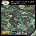 Wholesale woodland camouflage fabric for military uniform BT-117