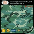 China supplier camouflage fabric for military uniform BT-143