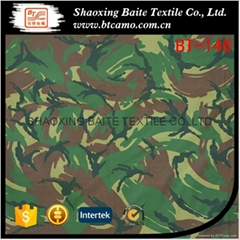 Factory price printing camouflage fabric for military uniofrm BT-146