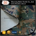 Teflon Anti-infrared cotton nylon digital printing camouflage fabric BT-158 5