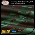 China supplier polyester cotton printing camouflage fabric BT-159