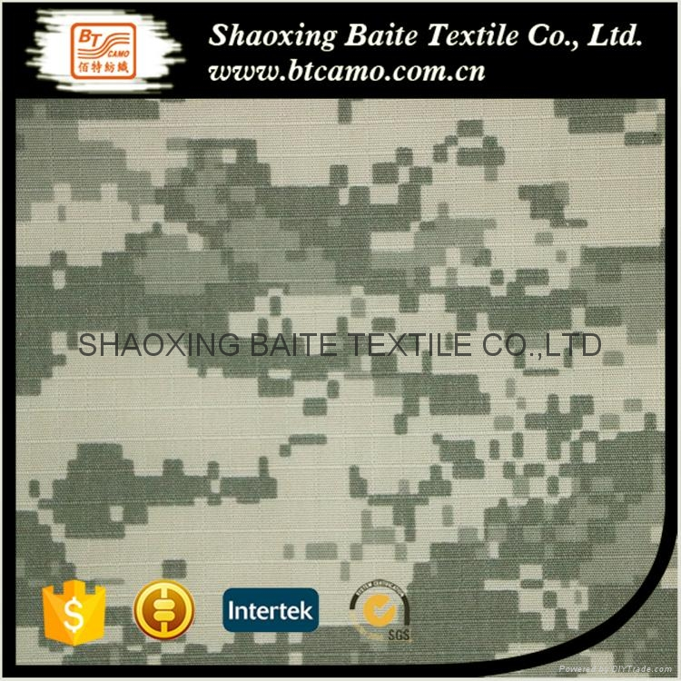 Made in China for military uniform printing camouflage fabric BT-162 5