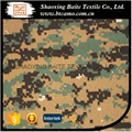 China supplier camouflage fabric for military uniform BT-163 5