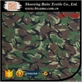 Printing fabric woven camouflage fabric