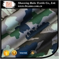 Custom China supplier printing camouflage fabric BT-200