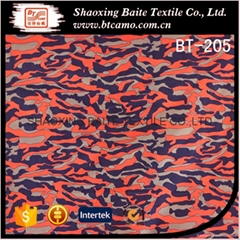 Polyester cotton camoufl