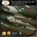 China supplier pigment camouflage fabric for military uniform BT-208