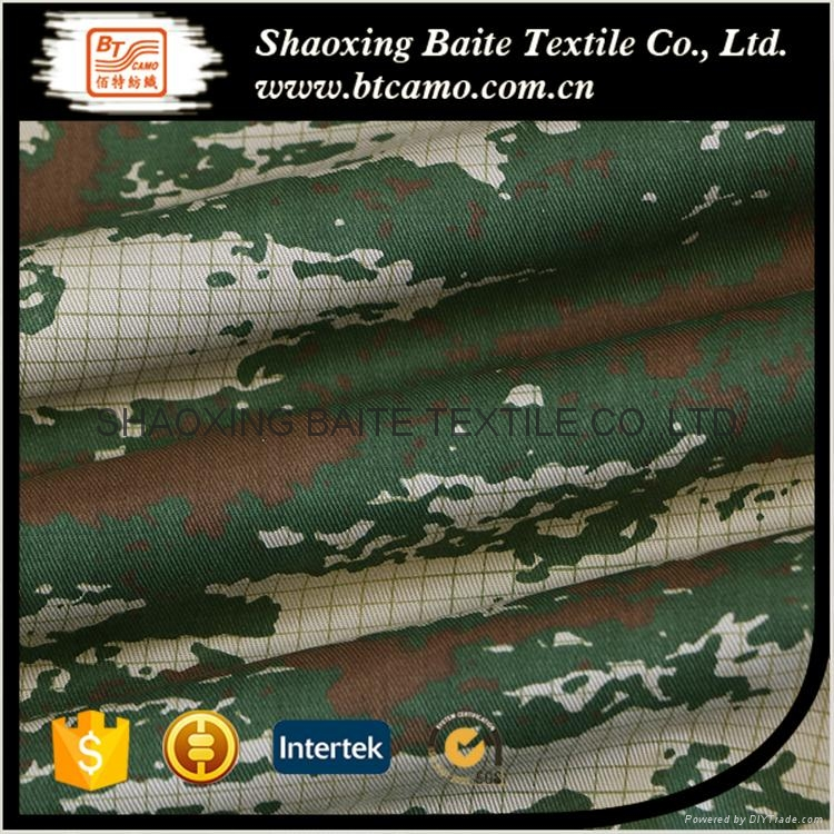 Wholesale 2016 New arrival printing miltary camouflage fabric BT-214 3