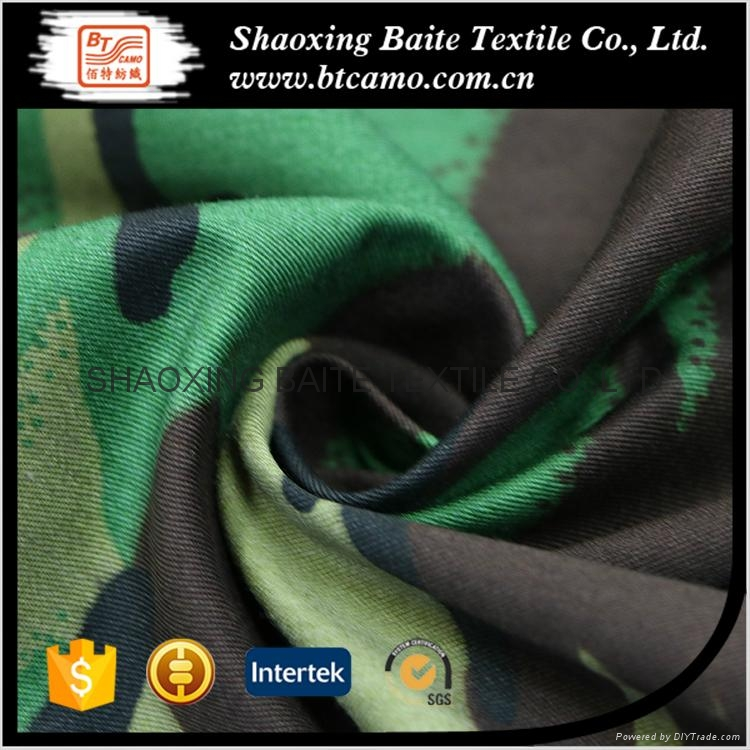 China supplier Textile high quality miltary camouflage fabric BT-220 2